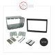 Citreon C2 (03 on) Car Double Din Facia Kit - CT23CT01