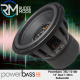 "Powerbass 3XL-1210D 12"" Subwoofer 2000 Watts Max"