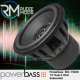 "Powerbass 3XL-1520D - 15"" Dual 2-Ohm Subwoofer 3000 Watts Max Power"