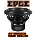"EDGE Car Audio EDB15D2X-E7 15"" Car Subwoofer 1100wRMS / 3330w PEAK / dual 2 ohm"