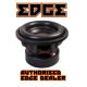 "EDGE Car Audio EDB122-E6 12"" Competition SPL Car Subwoofer 2500wRMS / 7500w peak"