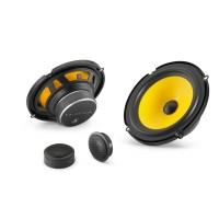 "JL Audio C1-650 C1 6.5"" 17cm 2-Way Car Component Speakers 225W"