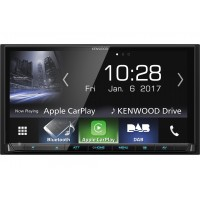 """Kenwood DMX7017DABS Android Auto Apple Car Play Bluetooth App Mode iPhone 6.2"""""""