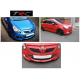 GENUINE Triple R Front Splitter to fit Vauxhall Corsa D VXR only