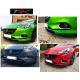 GENUINE Triple R Front Splitter to fit Vauxhall Corsa E Limited Edition bumper