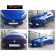 GENUINE Triple R Front Splitter to fit Vauxhall Corsa E VXR bumper only