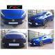 GENUINE Triple R Front Splitter to fit Vauxhall Corsa E VXR bumper only